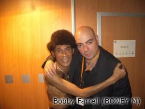 Bobby Farrell (BONEY M)