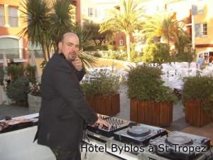 Hôtel Byblos à St Tropez