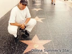 Donna Summer's Star