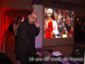 10 ans du stade de France