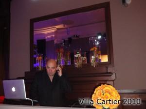 Villa Cartier 2010