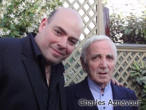 Charles Aaznavour